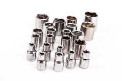 Torx socket set Royalty Free Stock Photo