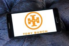 Tory burch logo Royalty Free Stock Photography