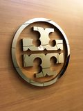 Tory Burch Sign Stock Fotografie