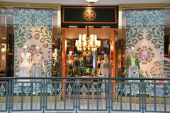Tory Burch store at King of Prussia Mall in Pennsylvania Stock Photo