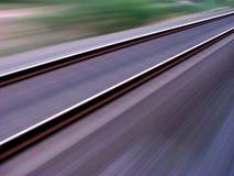 tory kolejowe Obrazy Stock