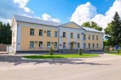 Torzhok,俄罗斯市政府办公室 库存照片