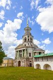 Torzhok Het Klooster van Novotorzhskyborisoglebsky stock afbeelding