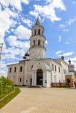 Torzhok Het Klooster van Novotorzhskyborisoglebsky stock foto