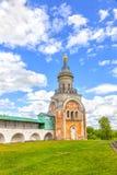 Torzhok Het Klooster van Novotorzhskyborisoglebsky royalty-vrije stock fotografie