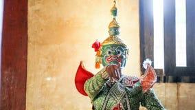 Tosakan Ravana , Thai Ramayana Epic stock video