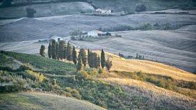 toscânia Imagens de Stock Royalty Free