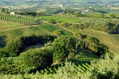 Toscânia, Italy foto de stock