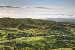 Toscânia Italy Fotografia de Stock Royalty Free