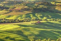 Toscânia Italy Imagem de Stock Royalty Free