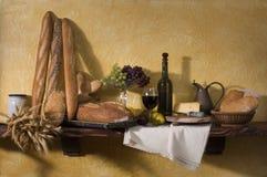 Toscaans Stilleven Stock Afbeeldingen