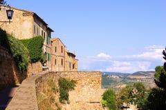 Toscaanse mening Royalty-vrije Stock Foto's