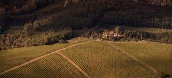 Toscana obraz stock