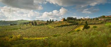 Toscana Stock Photo