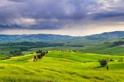 Toscana Fotografia Stock Libera da Diritti