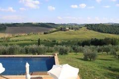 Toscana 15 Imagenes de archivo
