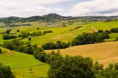 Toscana Fotografering för Bildbyråer