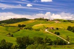 Toscana Royaltyfria Foton
