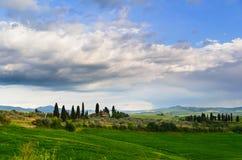 Toscana Imagem de Stock Royalty Free