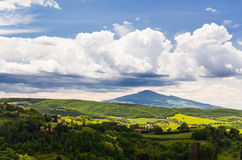 Toscana Obrazy Royalty Free