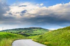 Toscana Fotografie Stock Libere da Diritti