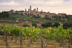 Toscana Imágenes de archivo libres de regalías