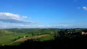 Toscana стоковое изображение rf