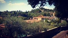 Toscana Arkivbild