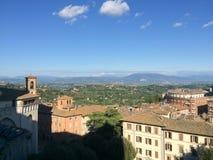 Toscana. Beautiful landscape of Toscana Stock Photo