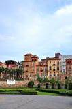 Toscana dalhus Royaltyfri Foto