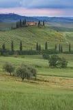 Toscana (Italia) Imagen de archivo
