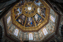 Toscana Italy. Michael Ángel, Chapel Medicea, New Sacristy of The St Lawrence, Florence Royalty Free Stock Photos