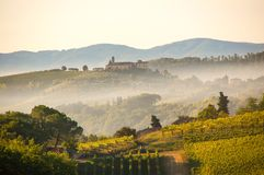 Toscana, Italy Royalty Free Stock Photo