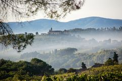Toscana, Italy Stock Photography