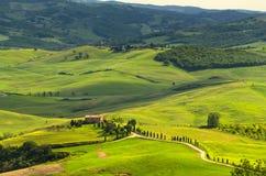 Toscana Royalty Free Stock Photography