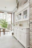 Toscana - muebles de la cocina Imagenes de archivo