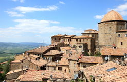 Toscana old town Stock Images