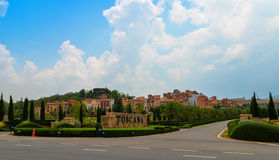 Toscana Valley Khao yai Stock Photos