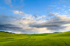 Toscane Photographie stock
