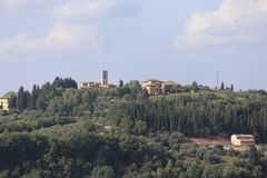 Toscane Stock Foto