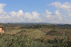 Toscane Zdjęcie Royalty Free