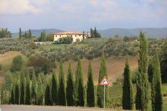 Toscane Royalty-vrije Stock Afbeelding