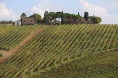Toscane Stock Foto's
