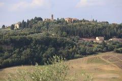 Toscane Obraz Royalty Free