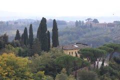 Toscane Zdjęcie Stock