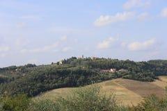 Toscane Fotografia Stock