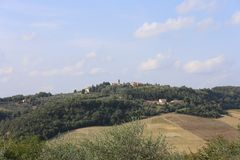 Toscane Stock Photography