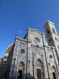 Toscanië, Florence, à ' athedral van Santa Maria del Fiore royalty-vrije stock fotografie