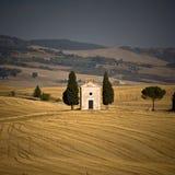 Toscanië I Royalty-vrije Stock Foto