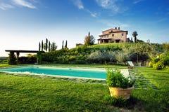 Toscanië - Italië royalty-vrije stock fotografie